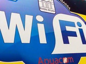 In Riviera Apuana Free WiFi