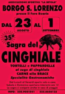 Sagra Del Cinghiale San Lornezo 2014