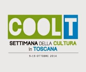 Arriva COOLT Settimana Della Cultura In Toscana. Dal 9 Al 19 Ottobre