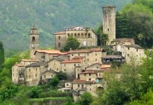 Andiamo In Alta Lunigiana A Visitare Bagnone