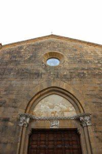 chiesa san francesco pienza