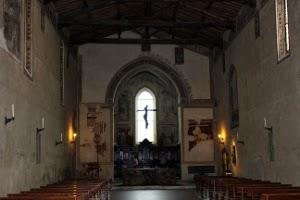 navata san francesco pienza