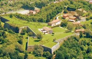 Da Vedere In Garfagnana: La Fortezza Di Monte Alfonso