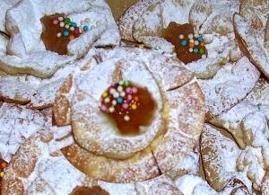 Rose Di Carnevale. Graziose Varianti Dei Cenci Toscani