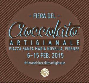 Fiera Del Cioccolato Artigianale 2015 A Firenze. Dal 6 Al 15 Febbraio In Piazza Santa Maria Novella