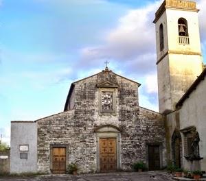 San_Piero_a_Sieve Chiesa Mugello