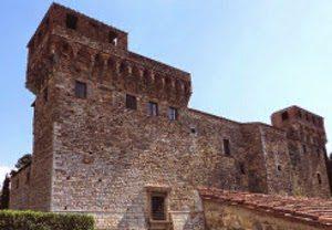 Villa del TRebbio san piero a sieve