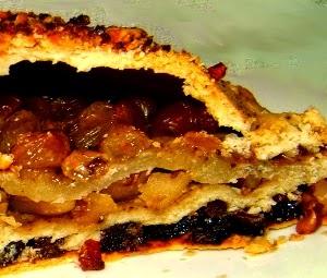 Torta In Balconata. Antica Ricetta Mugellana
