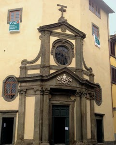 La Chiesa Delle Sigaraie A Lucca