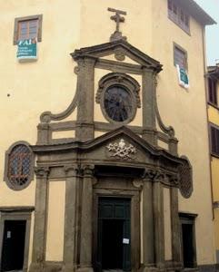 Chiesa San Sigrale Lucca