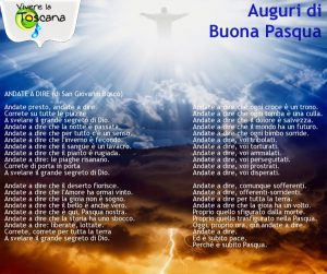 Pasqua Vivere La toscana 2015