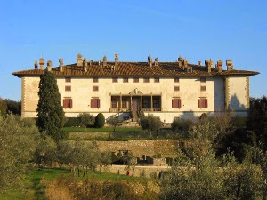 La Ferdinanda, Meravigliosa Villa Medicea Ad Artimino Sui Colli Del Montalbano