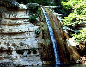 La Cascata Dell'Acquacheta, Citata Nei Versi Di Dante