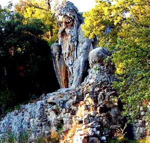 Il Parco Mediceo Di Pratolino O Villa Demidoff A Firenze