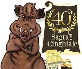 Sagra Del Cinghiale A Chianni, Pisa. Fino Al 15 Novembre 2015