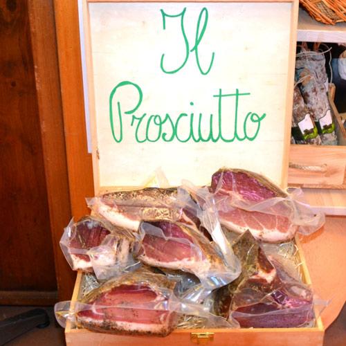 Vivere La Toscana Prosciutto San Miniato001