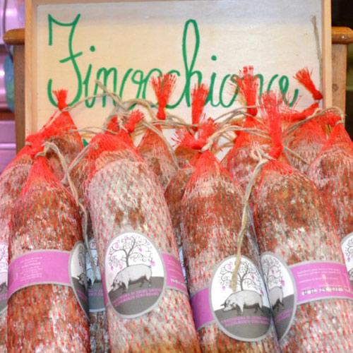 Vivere La Toscana Salame Ai Finocchi San Miniato007
