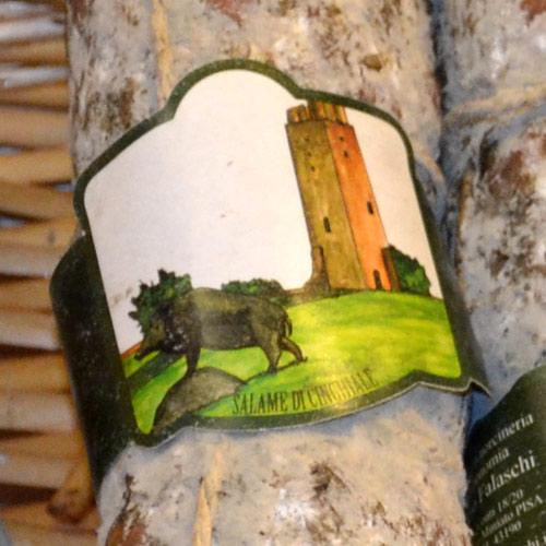 Vivere La Toscana Salame Cinghiale005