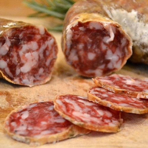 Vivere La Toscana Salame Macchiaiolo007