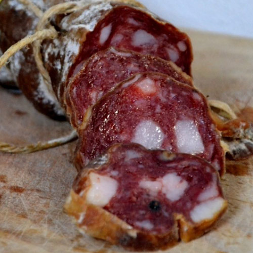 Vivere La Toscana Salame Misto Pecora001