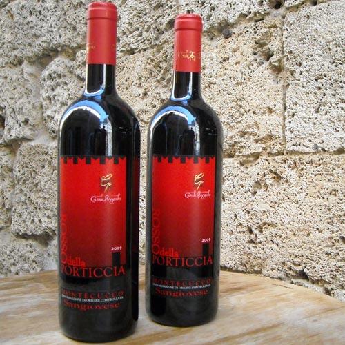 Rosso Della Porticcia 2009