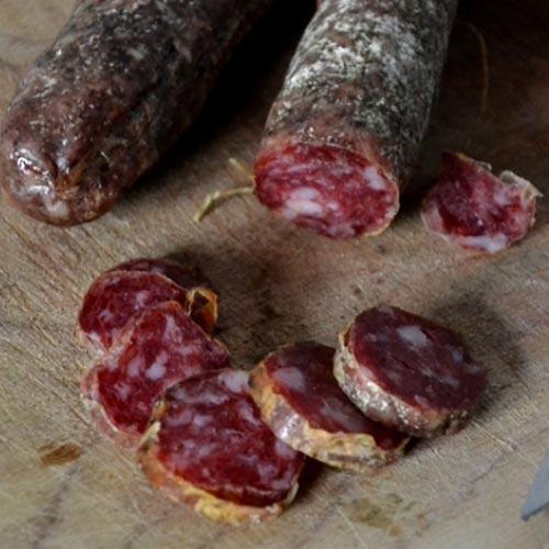 Salsiccia Stagionata Di Suino Grigio
