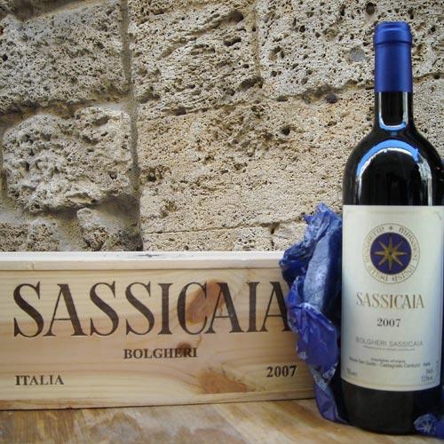 Sassicaia 2012