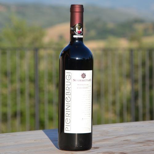 Montecucco DOC Rosso Riserva Sugherettaio