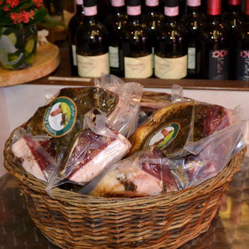 Vivere La Toscana Prosciutto Cinghiale002