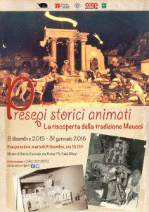 I Presepi Storici Animati Al Museo Di Calci E Il Presepio Che Cresce A Nicosia