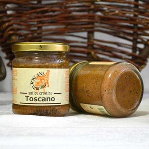 Antico Crostino Toscano Barattoli