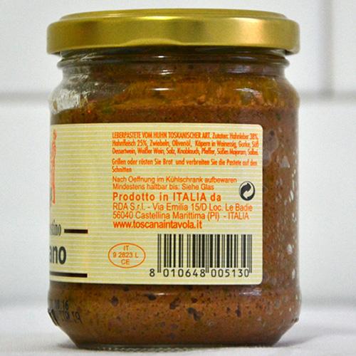 antico crostino toscano ingredients