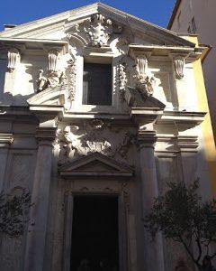 Visitare Livorno: La Chiesa Dei Greci Uniti O Della Santissima Annunziata