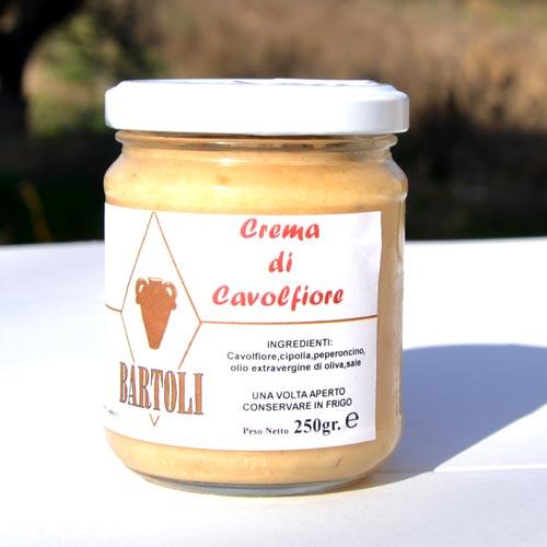 Crema Di Cavolfiore