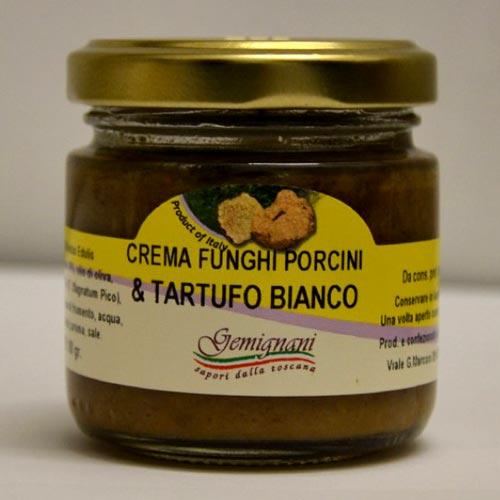 Salsa Fungo E Tartufo