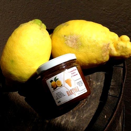 Marmellata Extra Di Limone