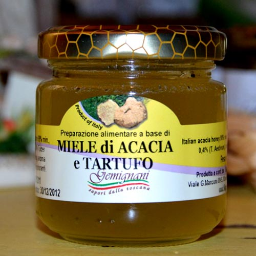Miele Acacia Tartufo