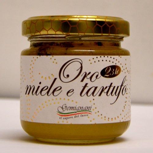 Oro, Miele E Tartufo