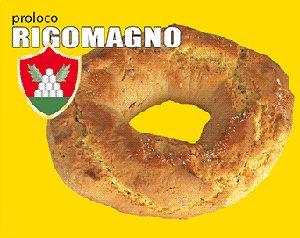 48esima Sagra Del Ciambellino A Rigomagno, Sinalunga. Dal 2 Al 3 Aprile 2016
