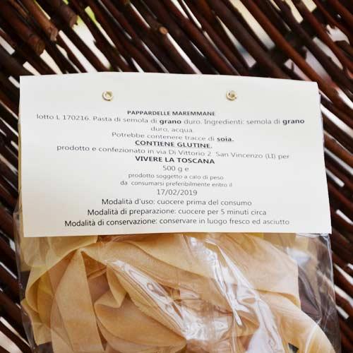 Pappardelle Toscane Artigianali