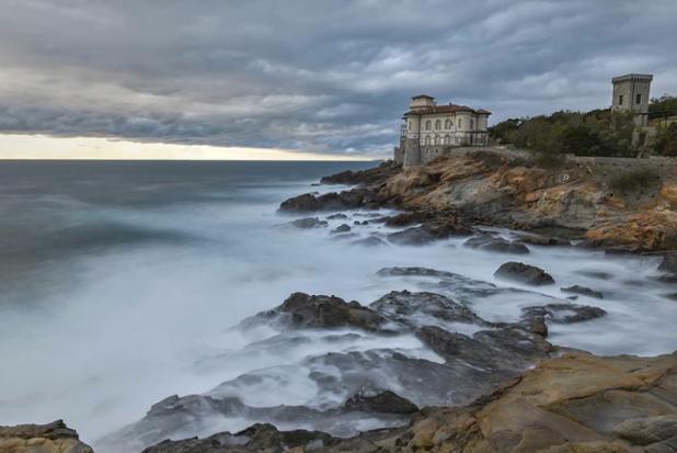 Castel Boccale (LI). Foto Di Alexander Kuka