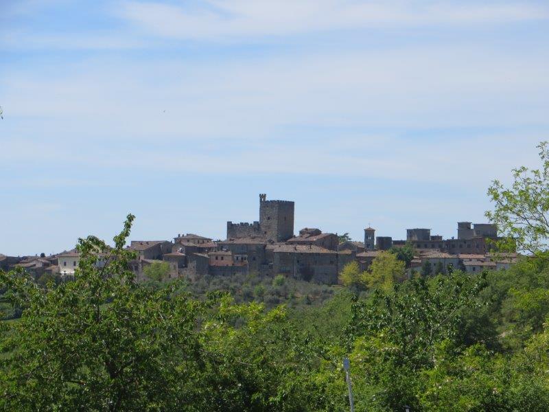 Castellina In Chianti. Foto Di Silvia Rogai