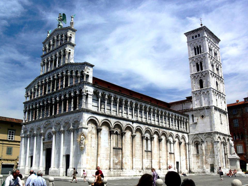 Duomo o Cattedrale di San Martino lucca