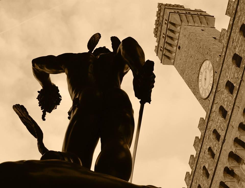 Firenze, Piazza Della Signoria Di Roberto De Lorenzo 03
