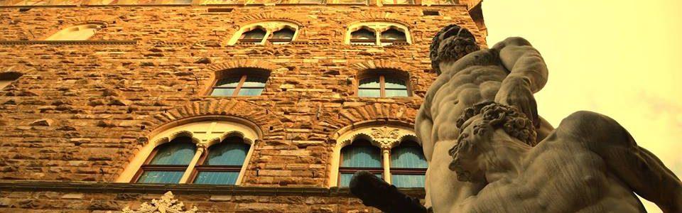 Piazza Della Signoria. Foto Di Roberto De Lorenzo