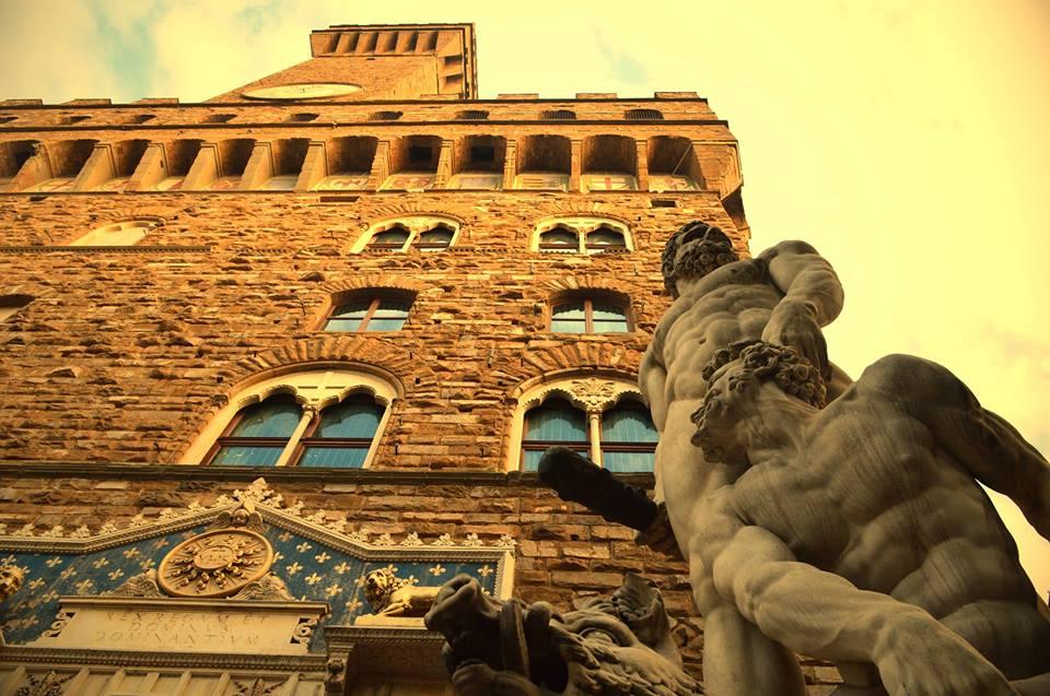 Piazza Della Signoria Di Roberto De Lorenzo04