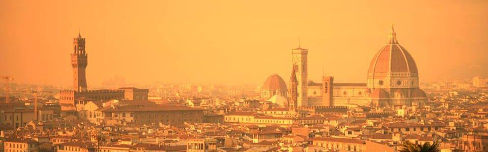 Panorama Su Firenze. Di Roberto De Lorenzo