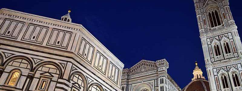 Firenze Di Notte. Di Roberto De Lorenzo