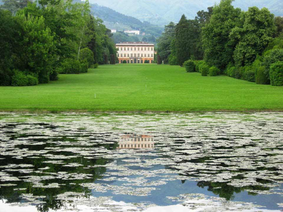 Lucca Parco della Villa Reale di Marlia