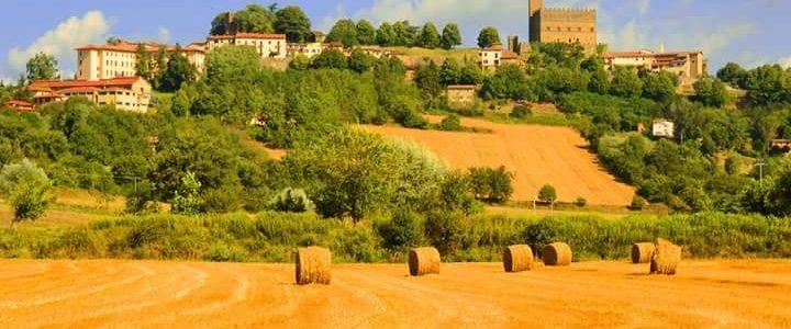 Poppi, In Provincia Di Arezzo. Foto Di Leonardo Daddi